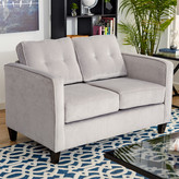 Serta Mercury Row Upholstery Cypress Loveseat
