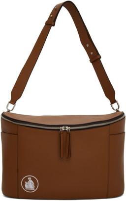 Lanvin Brown Large Cooler Bag