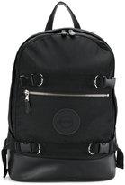 Versus buckled logo backpack