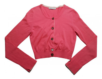 See by Chloe Pink Cotton Knitwear