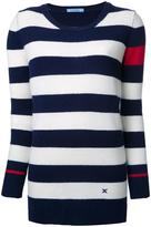 GUILD PRIME striped jumper - women - Lambs Wool - 34