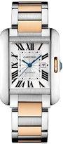 Cartier Women's W5310007 Analog Display Swiss Automatic Two Tone Watch