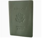 Royce Leather Debossed Passport Jacket 204-5