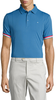 J. Lindeberg William Slim Fit Jersey Polo