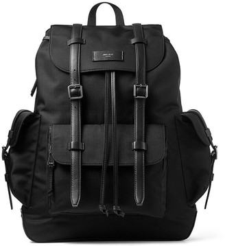 Jimmy Choo Wixon multi-pocket backpack