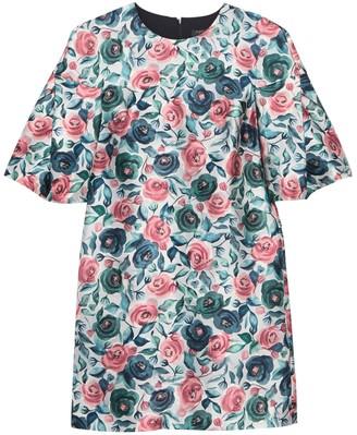 Burberry Agatha Floral Dress