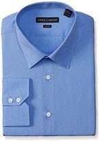 Vince Camuto Men's Pincord Modern Fit Dress Shirt