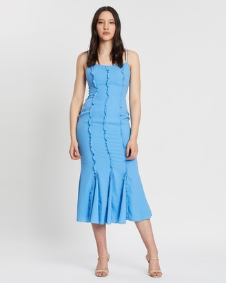 Keepsake Beloved Midi Dress