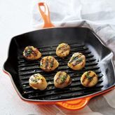 Le Creuset Flame Square Grill Pan