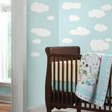 Bed Bath & Beyond White Clouds Peel & Stick Wall Decals