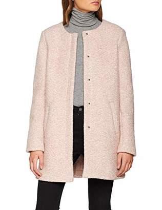 Only Women's Onlsidney Boucle Wool Coat Cc OTW Coat,10 (Manufacturer Size: Small)