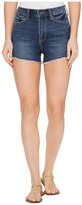 Paige Margot Shorts in Domino