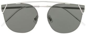 Gentle Monster Ringa 02 round-frame sunglasses