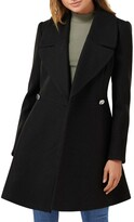 Forever New Hannah Fit And Flare Coat