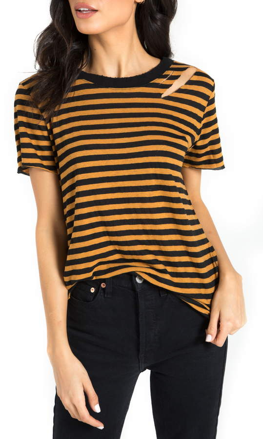 n:philanthropy Atlas Stripe Tee