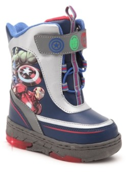 Marvel Avengers Light-Up Snow Boot - Kids'