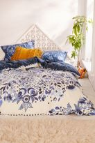 Urban Outfitters Henley Folk Suzani Duvet Cover