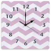 Trend Lab Orchid Bloom Wall Clock
