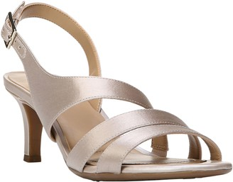 Naturalizer Mid-Heel Strappy Slingback Pumps -Taimi