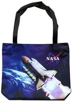 City Merchandise Totebags - NASA Rocket Tote Bag