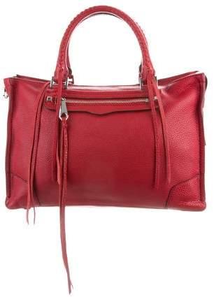 Rebecca Minkoff Leather Regan Satchel