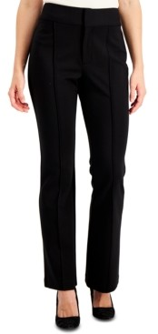 INC International Concepts Inc High-Rise Boot Pants, Created for Macy's