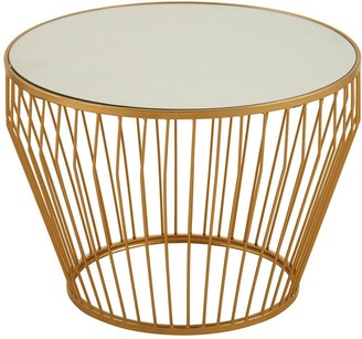 Premier Housewares Avantis Wide Round Side Table