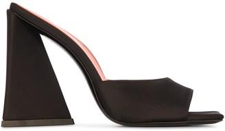 ATTICO Block Heel Mules
