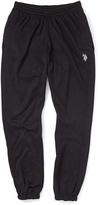 U.S. Polo Assn. Black Pocket Fleece Sweatpants