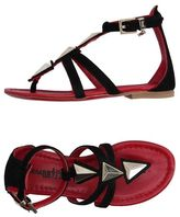Cesare Paciotti Toe post sandal