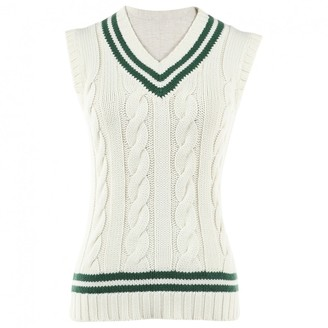Polo Ralph Lauren Beige Cotton Knitwear for Women