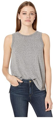 Current/Elliott Muscle Tank (Heather Grey) Women's Clothing