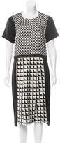 By Malene Birger Print Knee-Length Dress w/ Tags