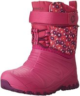 Merrell Kids' Snow Quest Lite Toddler Wtrpf-K
