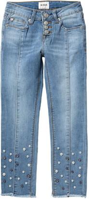 Hudson Galaxy Beaded Skinny Jeans (Big Girls)