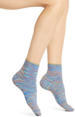 Bombas Sparkle Space Dye Ankle Socks