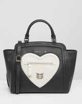 Love Moschino Large Heart Tote Bag