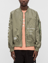 Perks And Mini Utopiates Bomber Jacket