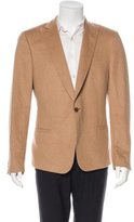 Z Zegna Camel Hair Sport Coat