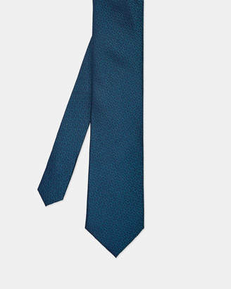 Ted Baker PORTING Semi plain silk tie