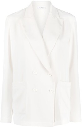 P.A.R.O.S.H. Double-Breasted Blazer
