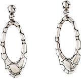 John Hardy Kali Oval Drop Earrings