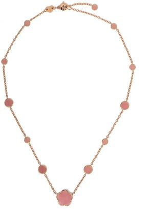 Pasquale Bruni 18kt rose gold quartz Bon Ton necklace