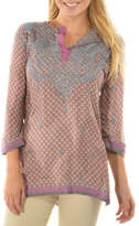Gretchen Scott Lavender Lovely Tunic
