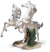 Lladro Free As The Wind Figurine - Plus One Year Accidental Breakage Replacement