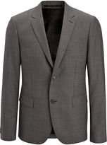 Tropical Wool Davide Suit Jacket