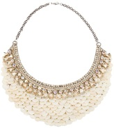 Deepa Gurnani embellished scale necklace
