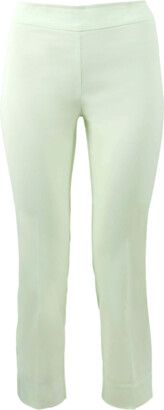 Avenue Montaigne Milan Pull-On Cropped Pant