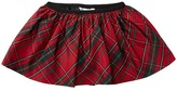 Ralph Lauren Poly Taffeta Plaid Skirt (Infant)