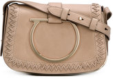 Salvatore Ferragamo medium Sabine shoulder bag - women - Calf Leather - One Size